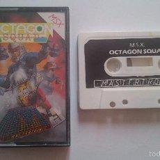 Videojuegos y Consolas: JUEGO OCTAGON SQUAD MASTERTRONIC PAL UK. BUEN ESTADO.. Lote 56746644