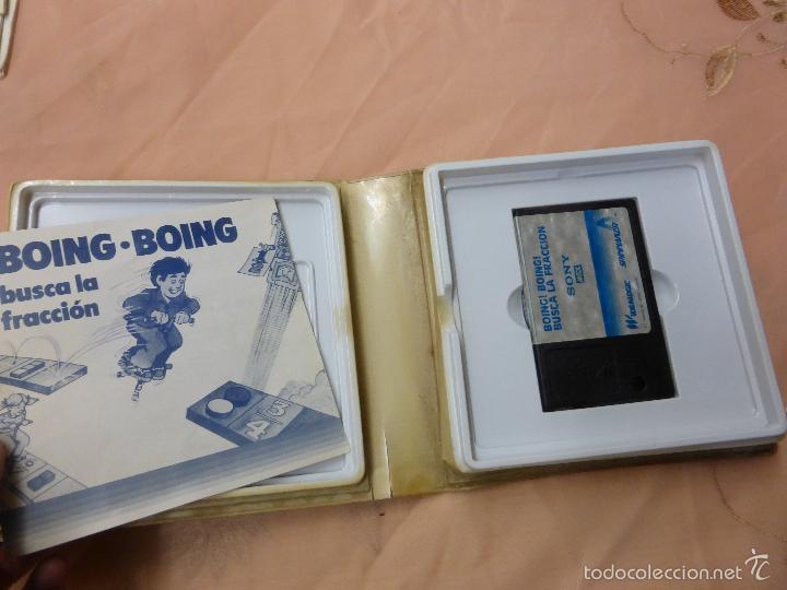 Videojuegos y Consolas: BOING BOING juego Completo MSX MSX2 - videoconsola años 80 - - Foto 5 - 56933625