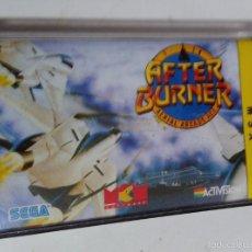 Videojuegos y Consolas: MSX CINTA - JUEGO AFTER BURNER. Lote 57026501