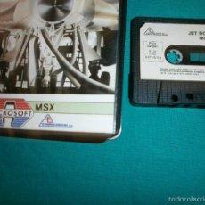 Videojuegos y Consolas: JUEGO MSX JET BOMBER. Lote 57304993