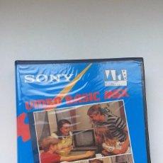 Videogiochi e Consoli: CURSO INFORMATICA MSX EN CINTA VIDEO BETA(SONY BETAMAX)NO SINCLAIR,SPECTRUM.. Lote 58279768