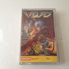 Videojuegos y Consolas: ULISES MSX/JUEGO PARA ORDENADOR MSX ULISES/OPERA SOFT. Lote 143871838