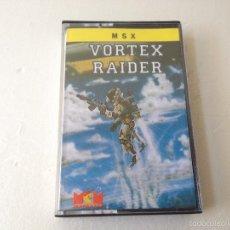 Videojuegos y Consolas: VORTEX RAIDER MSX/JUEGO PARA ORDENADOR MSX VORTEX RAIDER. Lote 58998150