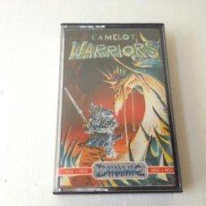 Videojuegos y Consolas: CAMELOT WARRIORS MSX/JUEGO PARA ORDENADOR MSX CAMELOT WARRIORS . Lote 59508355
