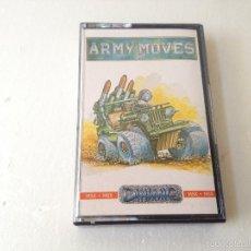 Videojuegos y Consolas: ARMY MOVES MSX/JUEGO PARA ORDENADOR MSX DE DINAMIC. Lote 59621675