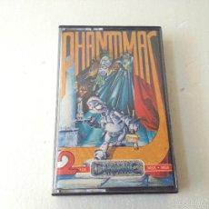 Videojuegos y Consolas: PHANTOMAS 2 MSX/JUEGO PARA ORDENADOR MSX DE DINAMIC. Lote 59621831