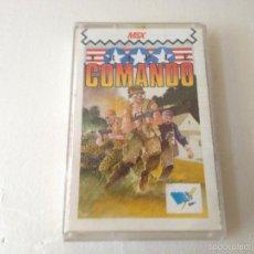 Videojuegos y Consolas: TRIPLE COMANDO MSX/JUEGO PARA ORDENADOR MSX. Lote 59882367