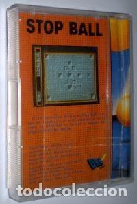 Videojuegos y Consolas: Stop Ball [Juliet Software] 1987 Dro Soft [MSX] - Foto 2 - 66272010