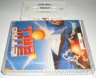 Videojuegos y Consolas: Stop Ball [Juliet Software] 1987 Dro Soft [MSX] - Foto 4 - 66272010