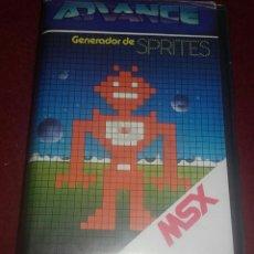 Videojuegos y Consolas: JUEGO MSX. Lote 67841467