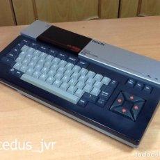 Videojuegos y Consolas: CONSOLA PHILIPS VG-8020 MSX 1 PAL + CABLE EN BUEN ESTADO ORDENADOR VINTAGE TECLADO RETRO. Lote 142387604