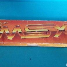 Videojogos e Consolas: ESTUCHE DE 10 JUEGOS MSX HITS BALL BLAZER HERO DEMONIA MAZE MAX HOWARD THE DUCK. Lote 70220638