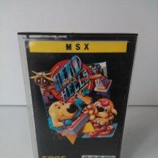 Videojuegos y Consolas: HEAD OVER HEELS PARA MSX. Lote 72138331