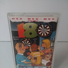 Videojuegos y Consolas: 180 PARA MSX M.A.D. MASTERTRONIC ADDED·DIMENSION CINTA CASETTE. Lote 72140831