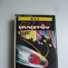 Videojuegos y Consolas: ARKANOID ERBE MSX. Lote 72297419