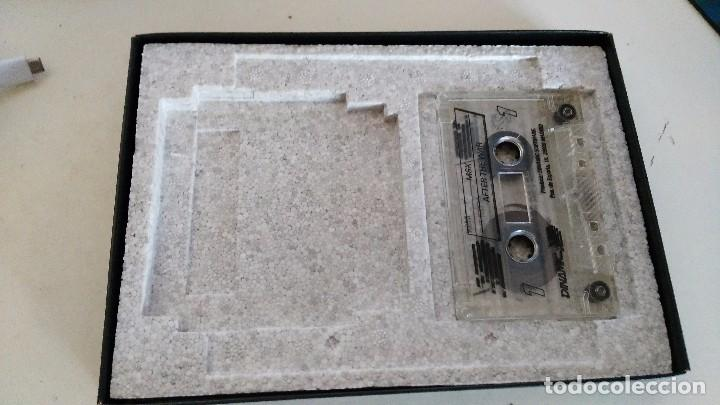 Videojuegos y Consolas: MSX FUTBOL MASTER MICHEL VERSION ESPAÑOLA - Foto 2 - 76320087