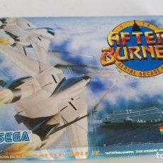 Videojuegos y Consolas: AFTER BURNER - ACTIVISION - AERIAL ARCADE ACE -SEGA - MSX. Lote 76323007