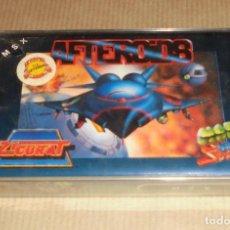 Videojuegos y Consolas: AFTEROIDS - JUEGO MSX - PRECINTADO. Lote 78174649