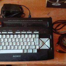 Videojuegos y Consolas: MSX SONY HB20P +JUEGO CAMELOT WARRIOR. Lote 79304670