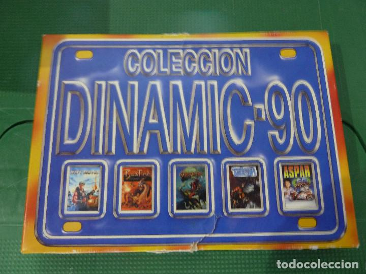 COLECCION DINAMIC 90 PARA MSX (Juguetes - Videojuegos y Consolas - Msx)