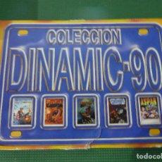 Videojuegos y Consolas: COLECCION DINAMIC 90 PARA MSX. Lote 79876549