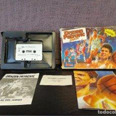 Videojuegos y Consolas: JUEGO DRAZEN PETROVIC MSX TOPO SOFT. Lote 81501056
