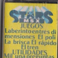 Videojuegos y Consolas: STARS MSX EXTRA DE NAVIDAD. Lote 82330672
