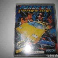 Videojuegos y Consolas: CHASE HQ - MSX MSX2 Y ANGEL NIETO POLE. Lote 85397528