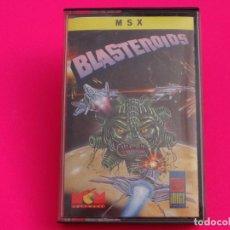 Videojuegos y Consolas: BLASTEROIDS MSX. Lote 86759932