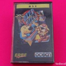 Videojuegos y Consolas: HEAD OVER HEELS MSX. Lote 86762412
