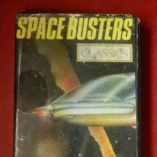 Videojuegos y Consolas: JUEGO PARA MSX Y COMPATIBLES - SPACE BUSTERS - AACKOSOFT -. Lote 88933516