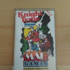 Videojuegos y Consolas: JUEGO MSX CASSETTE KNIGHT TIME MASTERTRONIC 1986 MUY BUEN ESTADO.. Lote 90338852
