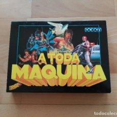 Videojuegos y Consolas: PACK JUEGOS MSX MSX2 CASSETTE A TODA MAQUINA ERBE OCEAN 1989 BUEN ESTADO. Lote 90601095