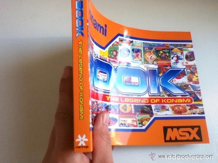 Videojuegos y Consolas: MSX MSX2 Libro a Todo Color 236 Pag. BOOK Historia de KONAMI Vampire Killer METAL GEAR etc... NUEVO - Foto 14 - 256100375
