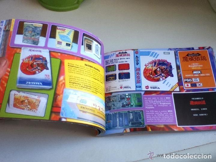Videojuegos y Consolas: MSX MSX2 Libro a Todo Color 236 Pag. BOOK Historia de KONAMI Vampire Killer METAL GEAR etc... NUEVO - Foto 15 - 256100375