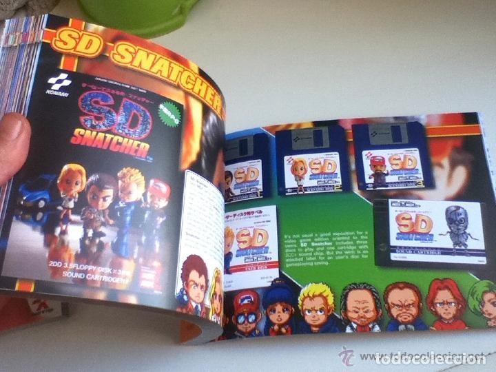 Videojuegos y Consolas: MSX MSX2 Libro a Todo Color 236 Pag. BOOK Historia de KONAMI Vampire Killer METAL GEAR etc... NUEVO - Foto 17 - 256100375