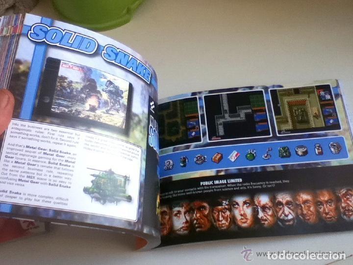 Videojuegos y Consolas: MSX MSX2 Libro a Todo Color 236 Pag. BOOK Historia de KONAMI Vampire Killer METAL GEAR etc... NUEVO - Foto 20 - 256100375
