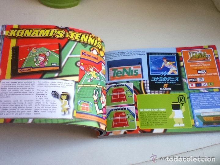 Videojuegos y Consolas: MSX MSX2 Libro a Todo Color 236 Pag. BOOK Historia de KONAMI Vampire Killer METAL GEAR etc... NUEVO - Foto 21 - 256100375