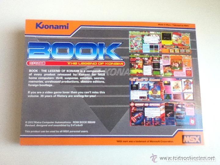 Videojuegos y Consolas: MSX MSX2 Libro a Todo Color 236 Pag. BOOK Historia de KONAMI Vampire Killer METAL GEAR etc... NUEVO - Foto 23 - 256100375