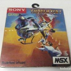 Videojuegos y Consolas: CHOPLIFTER . MSX CARTUCHO. Lote 96606755
