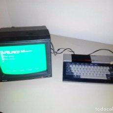 Videojuegos y Consolas: MSX CON PANTALLA, JOYSTICK, JUEGOS Y CASSETTE ROTO. Lote 97991547