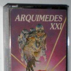 Videojuegos y Consolas: ARQUIMEDES XXI [DINAMIC SOFTWARE] 1986 [MSX]. Lote 99675655
