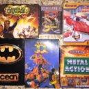 Videojuegos y Consolas: LOTE DE JUEGOS ANTIGUOS 16. Lote 108708590