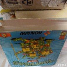 Videojuegos y Consolas: NINTENDO NES - KONAMI - TORTUGAS NINJA. Lote 102064799