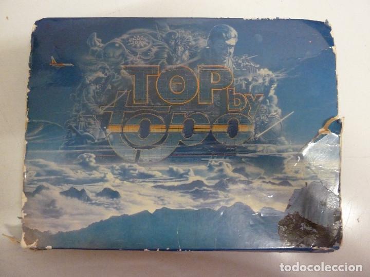 JUEGO - MSX - TOP BY TOPO (Juguetes - Videojuegos y Consolas - Msx)