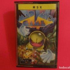 Videojuegos y Consolas: MAD MIX GAME TOPO SOFT SOFTWARE MSX. Lote 102436879