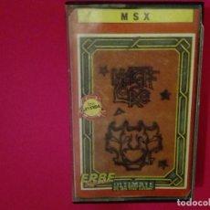 Videojuegos y Consolas: KNIGHT LORE ULTIMATE MSX. Lote 102437755