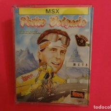 Videojuegos y Consolas: PERICO DELGADO TOPO SOFT MSX. Lote 102438399