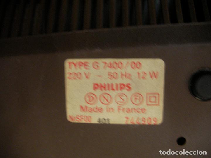 Videojuegos y Consolas: ANTIGUA CONSOLA PHILIPS VIDEOPAC G7400 - Foto 2 - 176797352