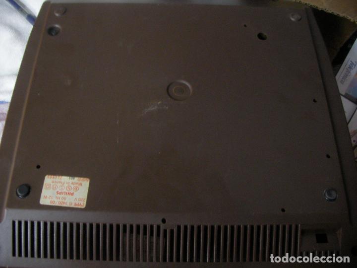 Videojuegos y Consolas: ANTIGUA CONSOLA PHILIPS VIDEOPAC G7400 - Foto 4 - 176797352